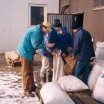 Rohstoffbeschaffung 1999