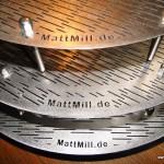 MattMill Läuterbleche
