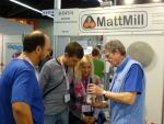Matthias im Kundengespräch