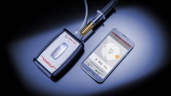 Präzision für Heimbrauer: EasyDens Mit EasyDens bringt Anton Paar ein Präzisionsmessgerät für den Heimbrauer auf den Markt