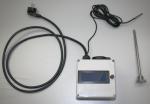 Bierbot mit Netzkabel, Sensor und Tauchhülse