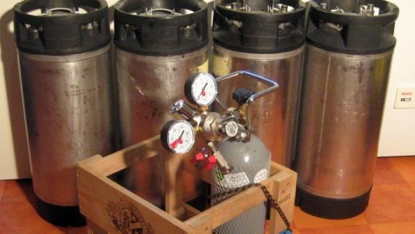 Soda-Kegs und Gegendruckabfüllung Mein steiniger Weg zu klarerem Flaschenbier