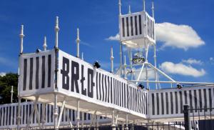 Biergarten am BRLO Brwhouse