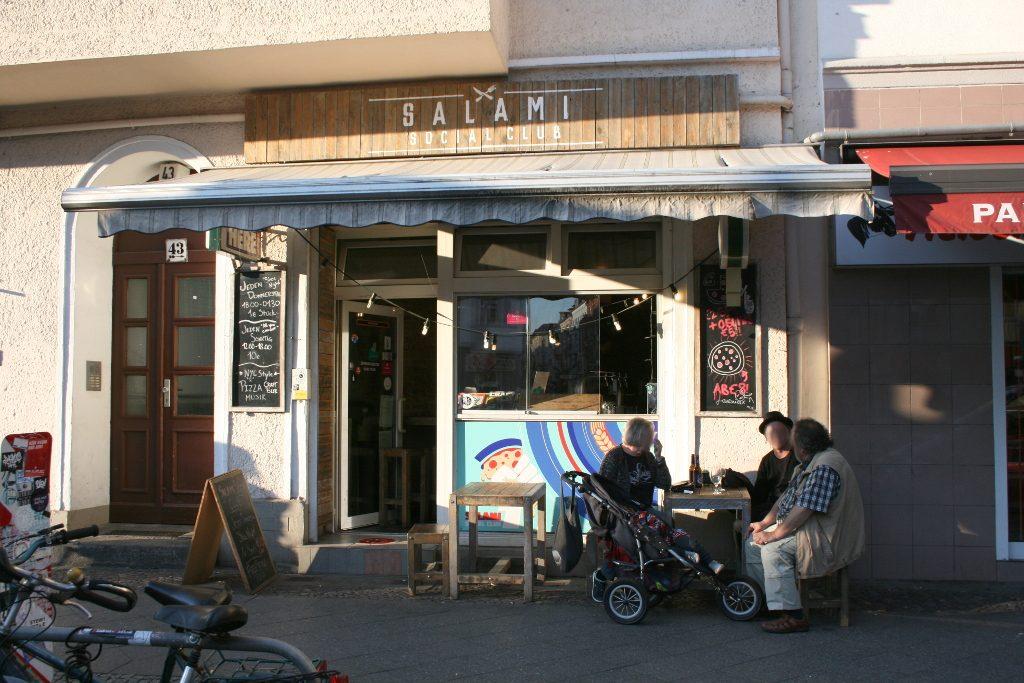 Salami Social Club