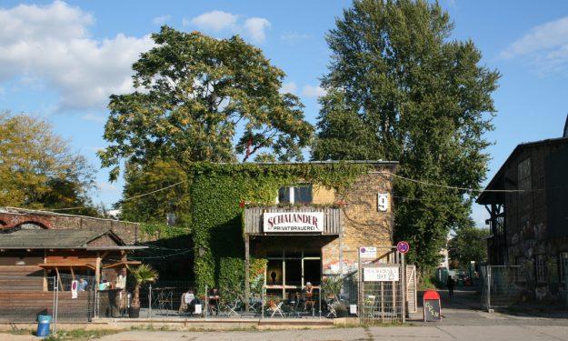 Schalander Biergarten