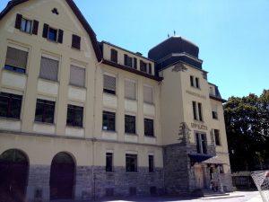 Sepp-Blatter-Schule in Brig