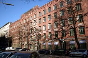 Bechstein-Fabrik Sohlauer Straße