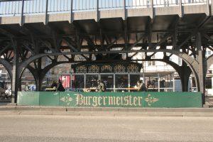 Burgermeister am Schlesischen Tor