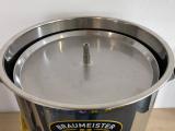 Das Speidel Low-Oxygen-Brewing-Set zur Minimierung von gelöstem Sauerstoff während des Maischens