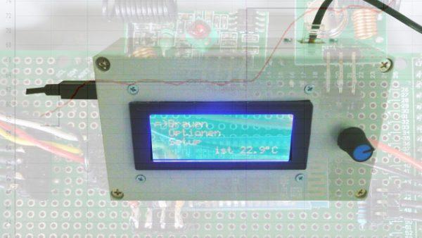 AiO‐Brausteuerung für Arduino‐Plattformen Flexible Brausteuerung auf Arduino-Basis