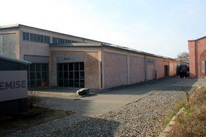 Die CZB-Halle mit dem ehemaligen Taproom