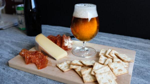 Bier und kalte Speisen kombinieren Beer-Food-Pairing in der kalten Küche