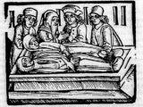 Mittelalterliche Epidemie in fünf Wellen